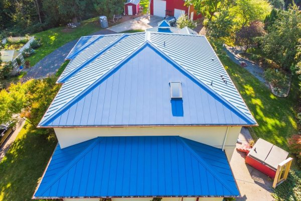 Tahoe Blue Metal Roofing Amp Siding Services